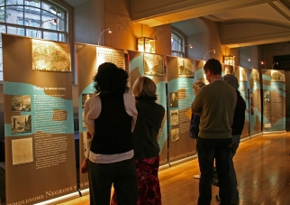 Glasgow Building Preservation Trust exhibition