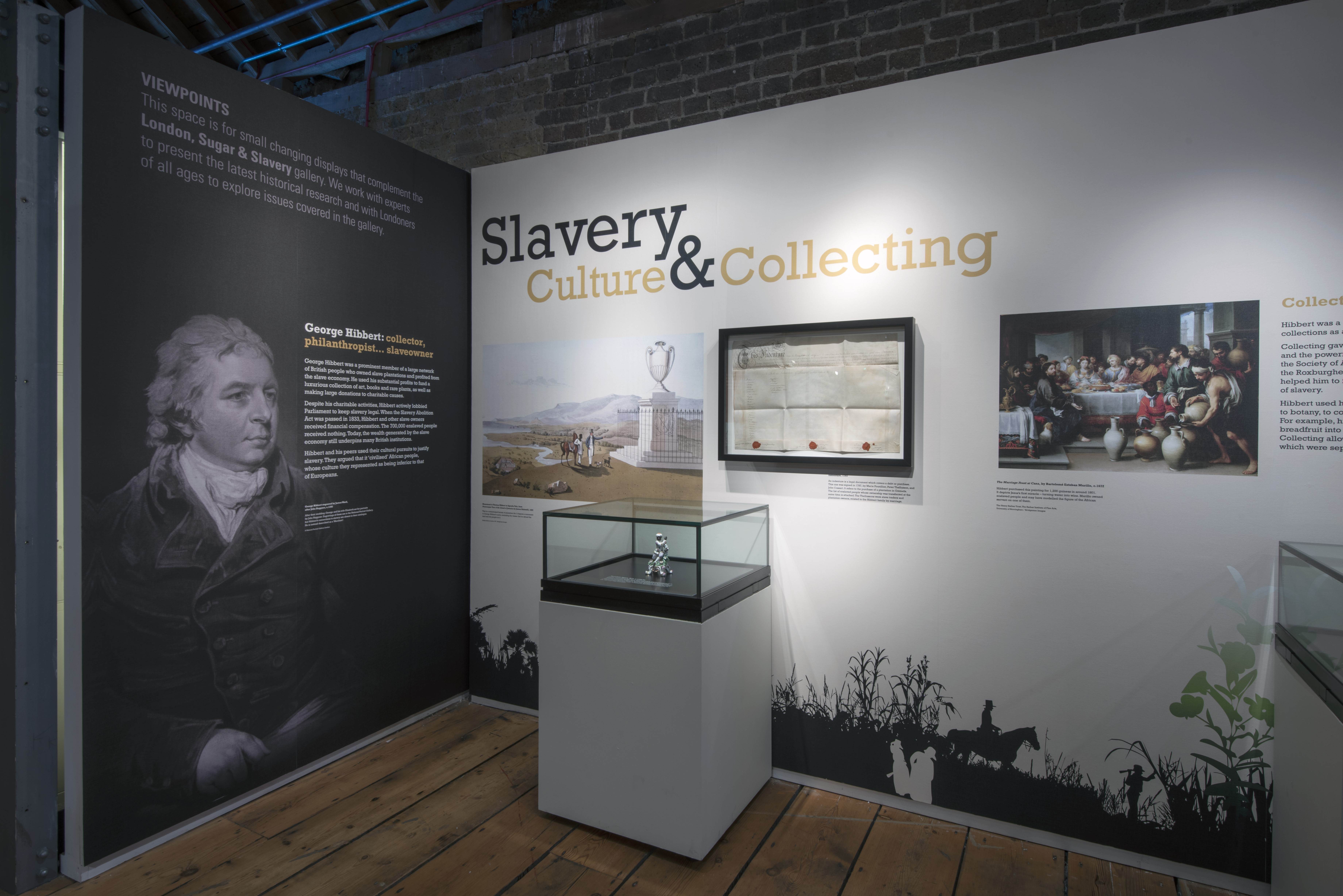 Slavery Culture and Collecting